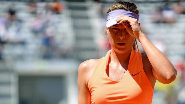 """French Open: Szarapowa nie dostała """"dzikiej karty"""" i nie wystąpi w Paryżu"""