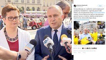 PO wycofała poparcie dla Ujazdowskiego. Wspólnego kandydata wskaże Nowoczesna