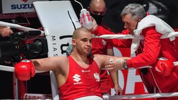MŚ w boksie: Porażka Oskara Safaryana w 1/32 finału