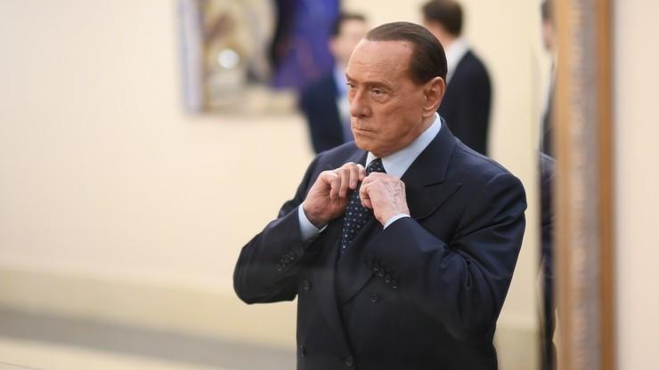 Berlusconi: migranci to bomba społeczna gotowa do wybuchu
