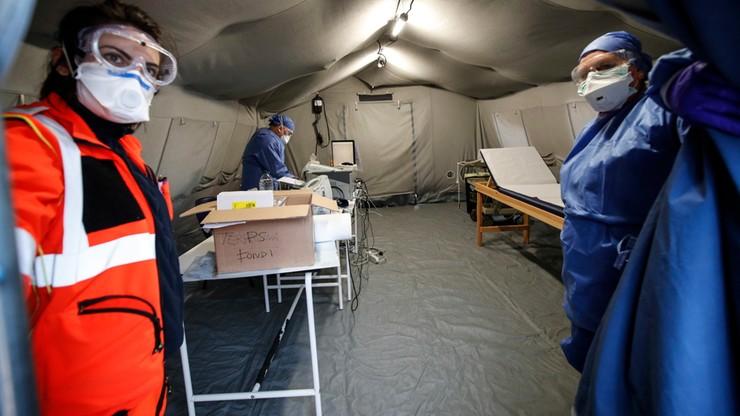 Włochy: 101-latek wyleczony z COVID-19