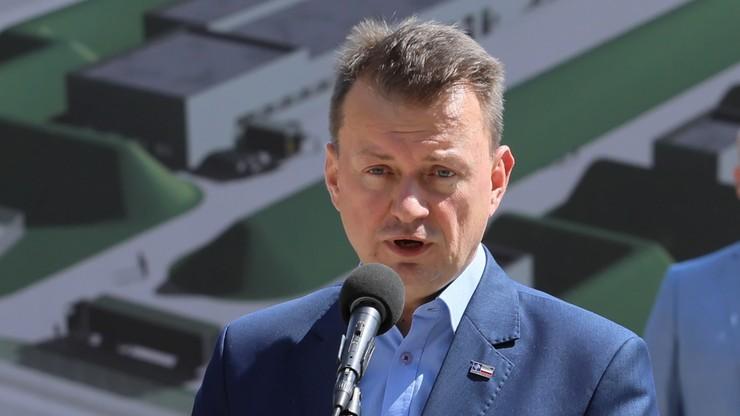 """""""Szokujący"""". Błaszczak o pomyśle Gdańska na obchody 80. rocznicy II wojny światowej"""