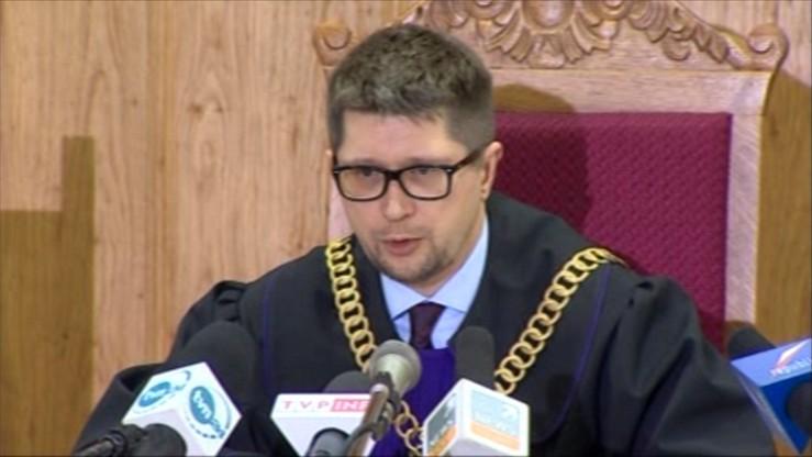 Rzecznik dyscyplinarny wszczął czynności wyjaśniające ws. sędziego Łączewskiego