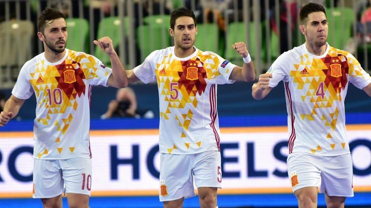 ME w futsalu: Transmisja finału Portugalia - Hiszpania w Polsacie Sport Extra
