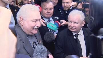 Wałęsa ma przeprosić Kaczyńskiego, ale tylko za słowa o odpowiedzialności za lądowanie w Smoleńsku