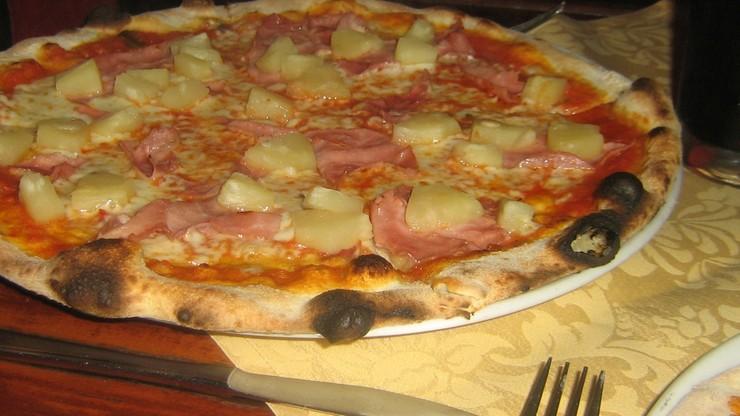 Pizza hawajska na cenzurowanym. Włoscy rolnicy przeciw egzotycznym dodatkom