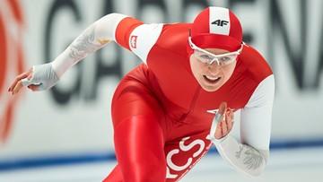 MŚ w łyżwiarstwie szybkim: Piąte miejsce Polek w wyścigu drużynowym