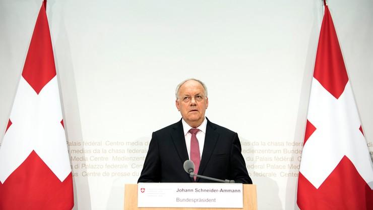 Prezydent Szwajcarii: Brexit skomplikuje rozmowy z UE ws. imigracji