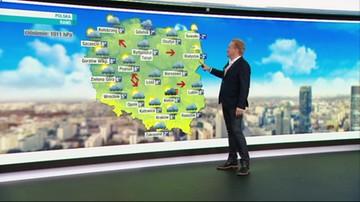 Prognoza pogody - wtorek, 19 października - rano