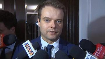 Bochenek o poprawkach opozycji do projektu do SN: to była próba obstrukcji