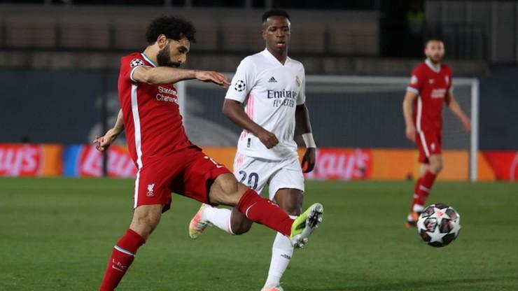 Liga Mistrzów: Real Madryt - Liverpool FC. Skrót meczu (WIDEO)