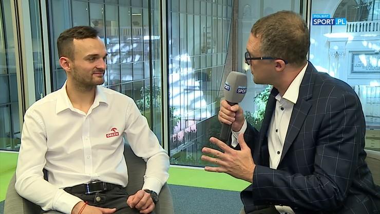 Bartosz Zmarzlik w rozmowie po obronie tytułu mistrza świata