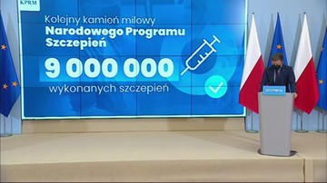 Rejestracja na szczepienia. Dworczyk przedstawił nowy harmonogram