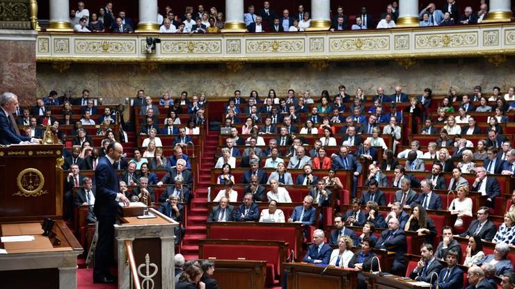 Rząd premiera Francji otrzymał wotum zaufania