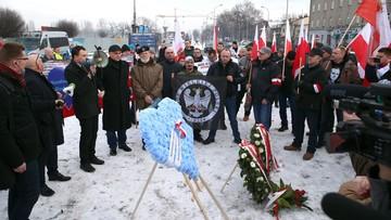 Do prokuratury wpłynęły zawiadomienia dot. marszu narodowców w Oświęcimiu
