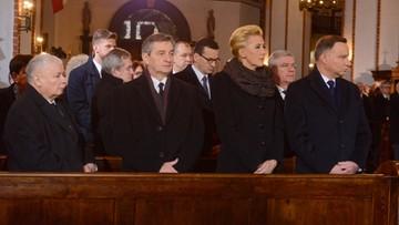 """""""Walczył o Polskę, w której ma zwyciężać uczciwość, a nie cynizm i draństwo"""". Prezydent o Olszewskim"""