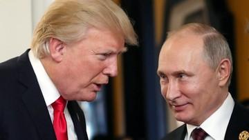 Trump: ustalenia z Putinem ws. Syrii uratują wiele ludzi