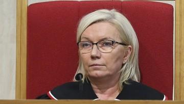 Prezydent: sędzia Julia Przyłębska została p.o. prezesa Trybunału Konstytucyjnego. Zmiany w składzie sędziowskim