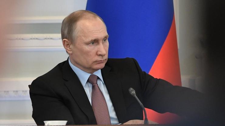 Władimir Putin: jedynie naród może wybrać następcę prezydenta