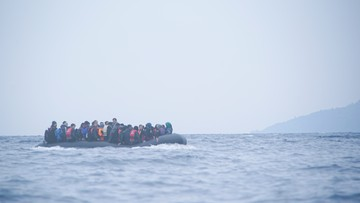 Migranci próbowali przepłynąć kanał La Manche. Akcja ratunkowa