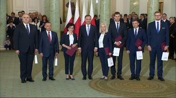 Rekonstrukcja rządu: Sasin wicepremierem. Dworczyk awansował do Rady Ministrów