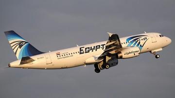 Z kosmosu dostrzeżono wyciek paliwa w rejonie katastrofy samolotu EgyptAir