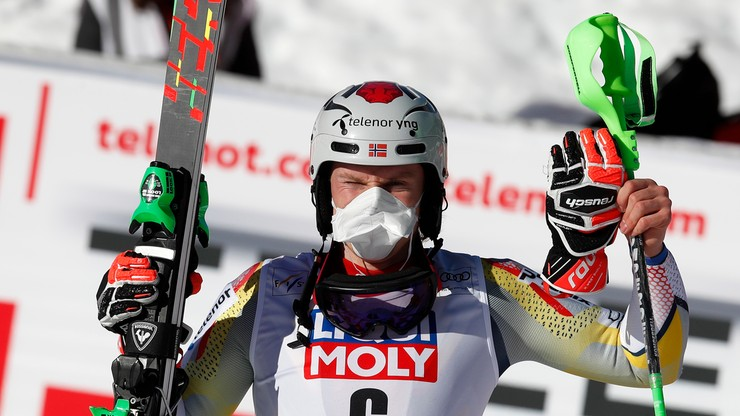 Alpejski PŚ: Zwycięstwo Kristoffersena w drugim slalomie w Chamonix