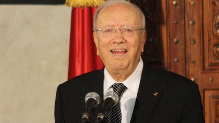92-letni prezydent Tunezji jest w stanie krytycznym