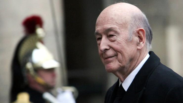 Nie żyje Valery Giscard d'Estaing, były prezydent Francji. Miał koronawirusa