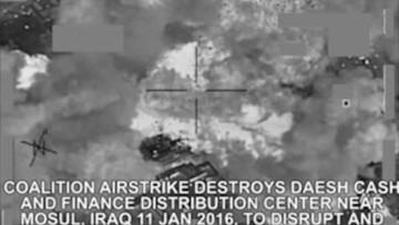 """Pentagon: USA przygotowały """"mapę skoordynowanej kampanii przeciw IS"""""""
