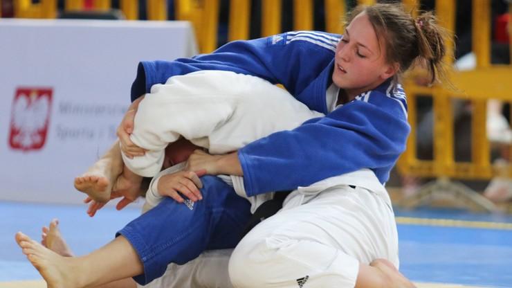 Grand Slam w judo: Drugie miejsce Beaty Pacut