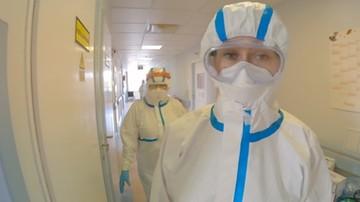 19-latka wolontariuszką w szpitalu. Pomaga pacjentom z koronawirusem