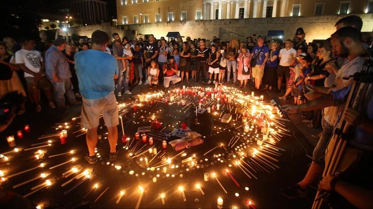 W Grecji znaleziono kolejne ciała. To najprawdopodobniej ofiary pożarów