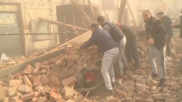Silne trzęsienie ziemi w Chorwacji. Nie żyje 7 osób