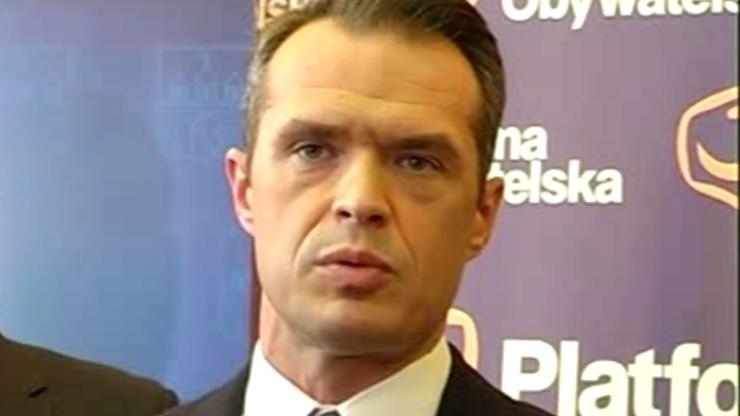 """Sławomir Nowak: nikt nie oskarża mnie o korupcję. """"Jedynie kwestie formalne"""""""