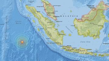 Indonezja: trzęsienie ziemi na Sumatrze, wstrząsy wywołały panikę