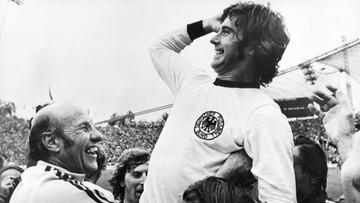 Nie żyje Gerd Müller. Legendarny niemiecki piłkarz miał 75 lat