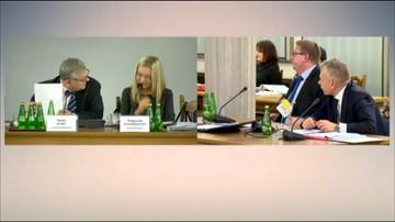 Suski dopytuje sędziego o Carycę. Milewski: jedyna jaką znam to Katarzyna