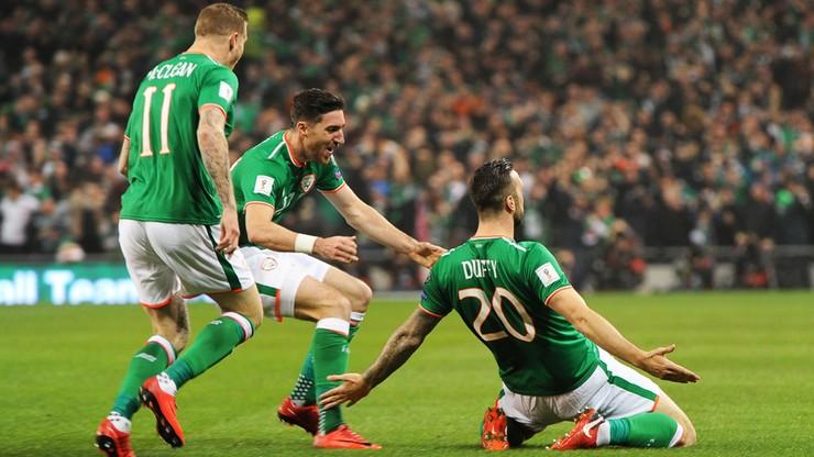Dwóch debiutantów w kadrze Irlandii na mecz z Polską
