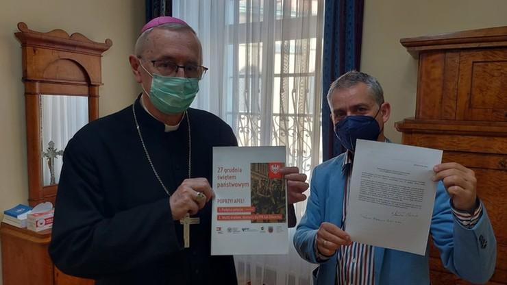 Abp Gądecki popiera pomysł nowego święta państwowego
