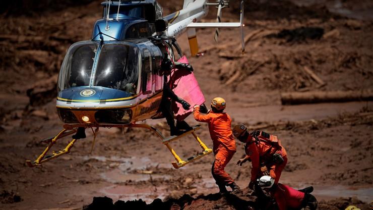 Brazylia: 121 ofiar śmiertelnych katastrofy w kopalni rudy żelaza
