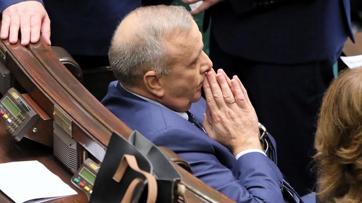 Schetyna: PiS dopuszcza się korupcji politycznej, to haniebne