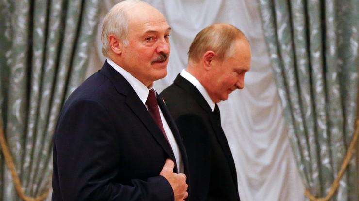 """Białoruś pogłębia integrację z Rosją. """"Nowa epoka we współpracy obu krajów"""""""