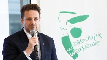 """Trzaskowski: w Warszawie matury są zagrożone. """"Nauczyciele dostaną pieniądze za dni strajku"""""""