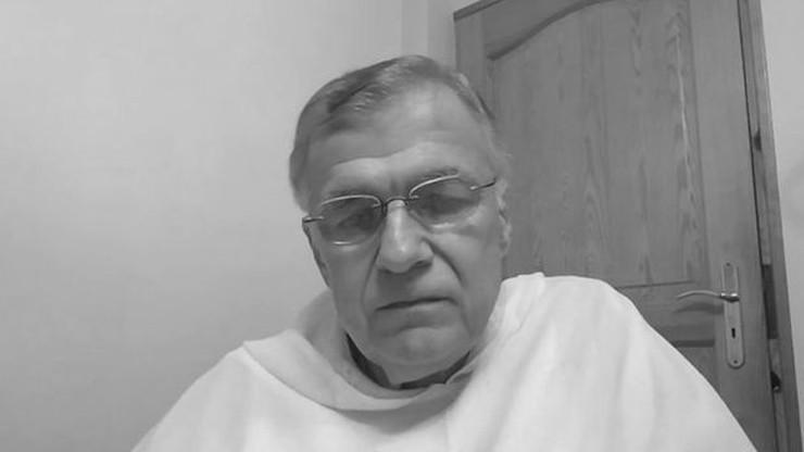 Nie żyje dominikanin o. Maciej Zięba