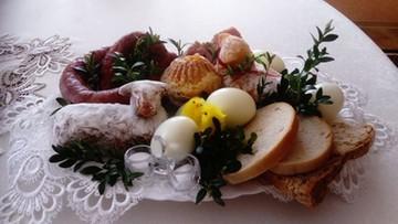 Tradycja święcenia pokarmów. Przyślij nam zdjęcie swojego koszyczka