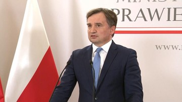 """""""Prawna agresja ze strony organów UE"""". Ziobro komentuje wyrok TK"""