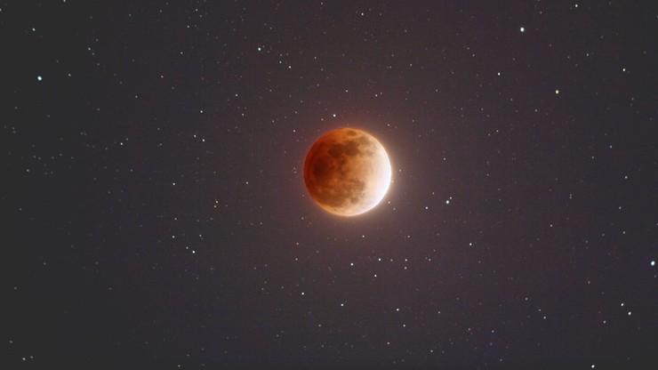 """Zbliża się nietypowe zaćmienie Księżyca """"Super Blue Blood Moon"""""""