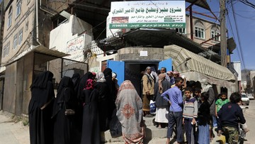 Już ponad 900 ofiar śmiertelnych cholery w Jemenie