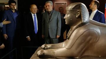 """Luwr wystawia dzieła w Teheranie. """"Bezprecedensowa wystawa"""""""